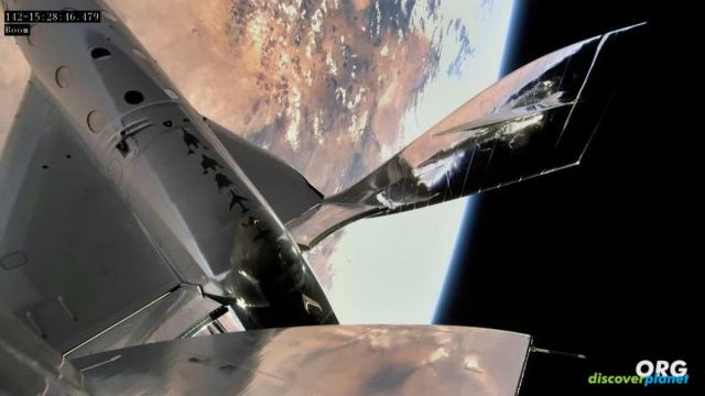 After months of challenges, Virgin Galactic crossed its 50-mile-high space boundary