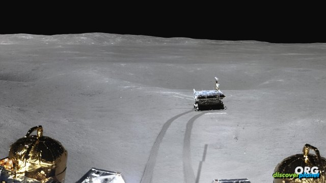 Russia and China signed an agreement for a Lunar research station of their own