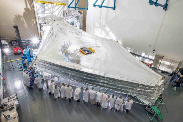 Successor of Hubble – James Webb Space Telescope