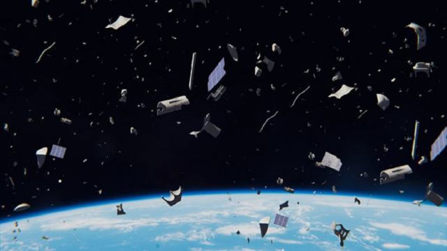 Handy Chart of Space Junk to get burn up