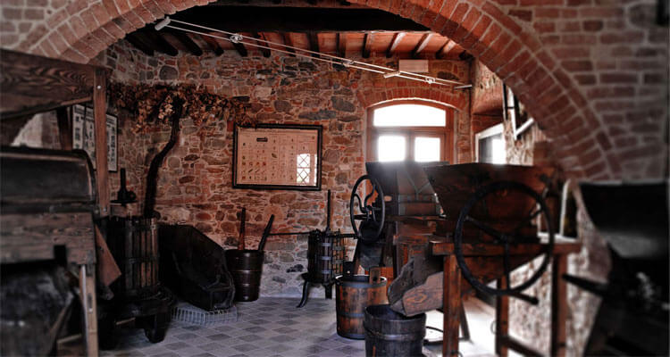 The Museum of Wine Material Culture