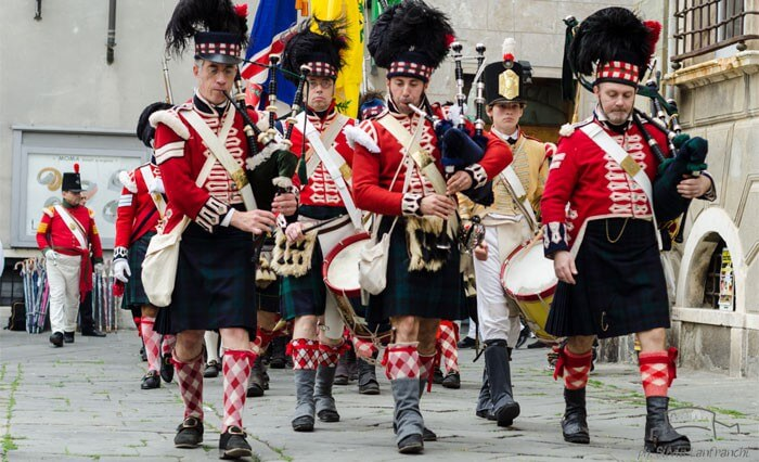 Napoleon Festival in Sarzana