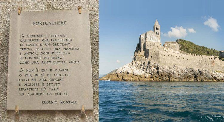 Portovenere Poem by Eugenio Montale