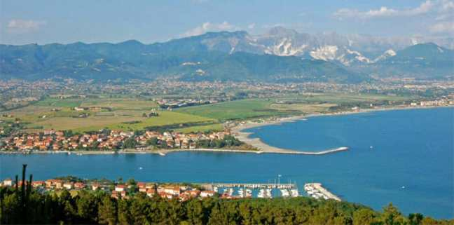 Bocca di Magra Valley & Apuan Alps, Liguria