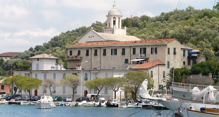 Nostra Signora delle Grazie, Portovenere, Liguria