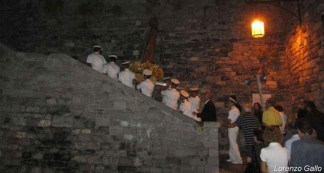 Patron San Venerio: Summer Event on Tino Island, Liguria