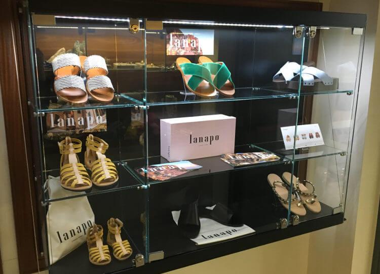 lanapo shopping portovenere