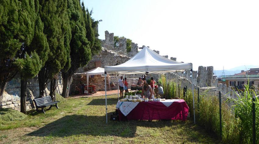 Organic Farming in La Spezia, Liguria