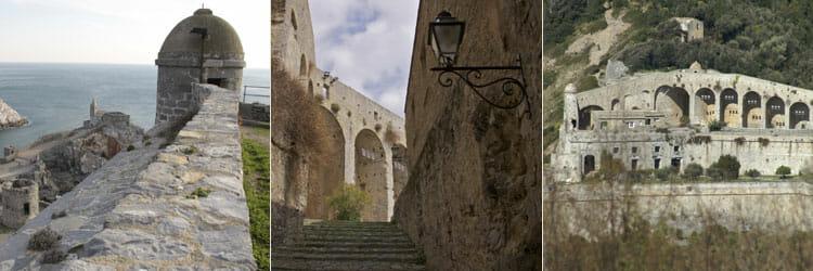 Doria Castle Portovenere