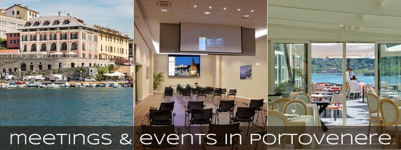 Conference Hotel in Portovenere, Cinque Terre, Liguria
