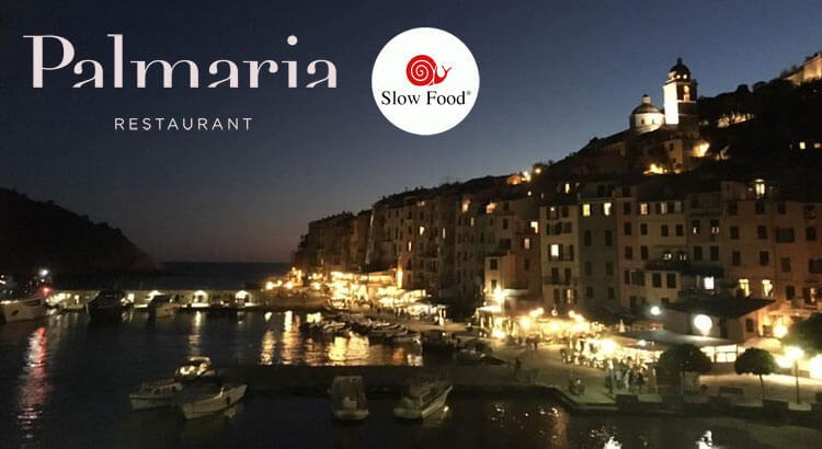 Slow Food at Palmaria Restaurant Portovenere
