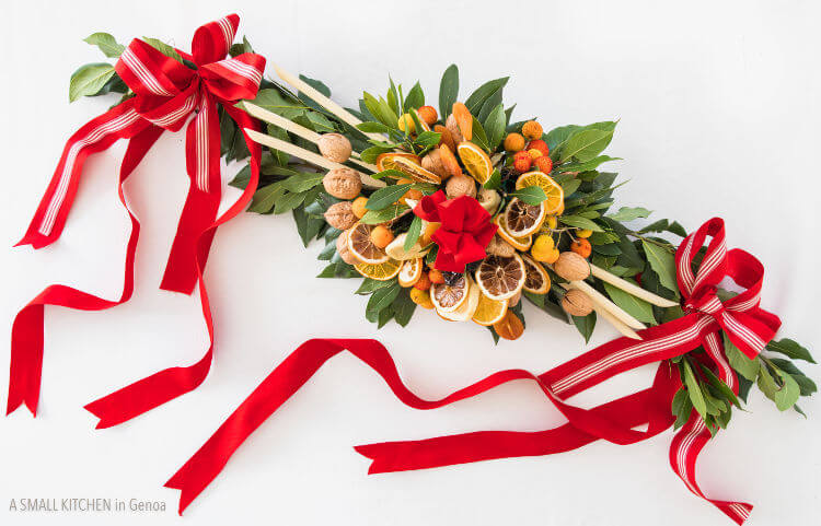 liguria christmas decoration