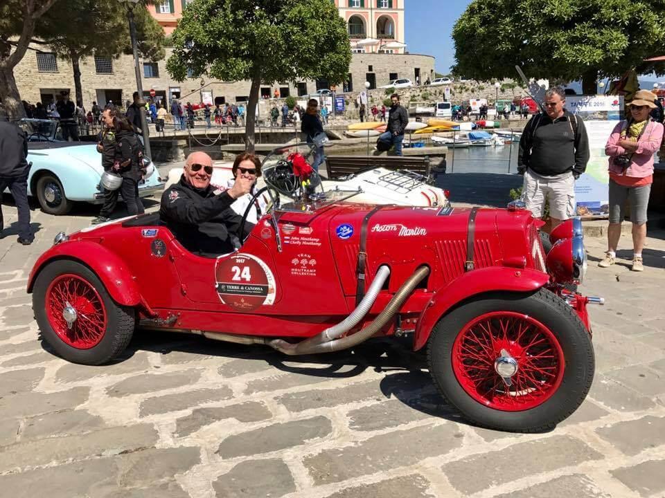 Terre di Canossa Classic Car Challenge