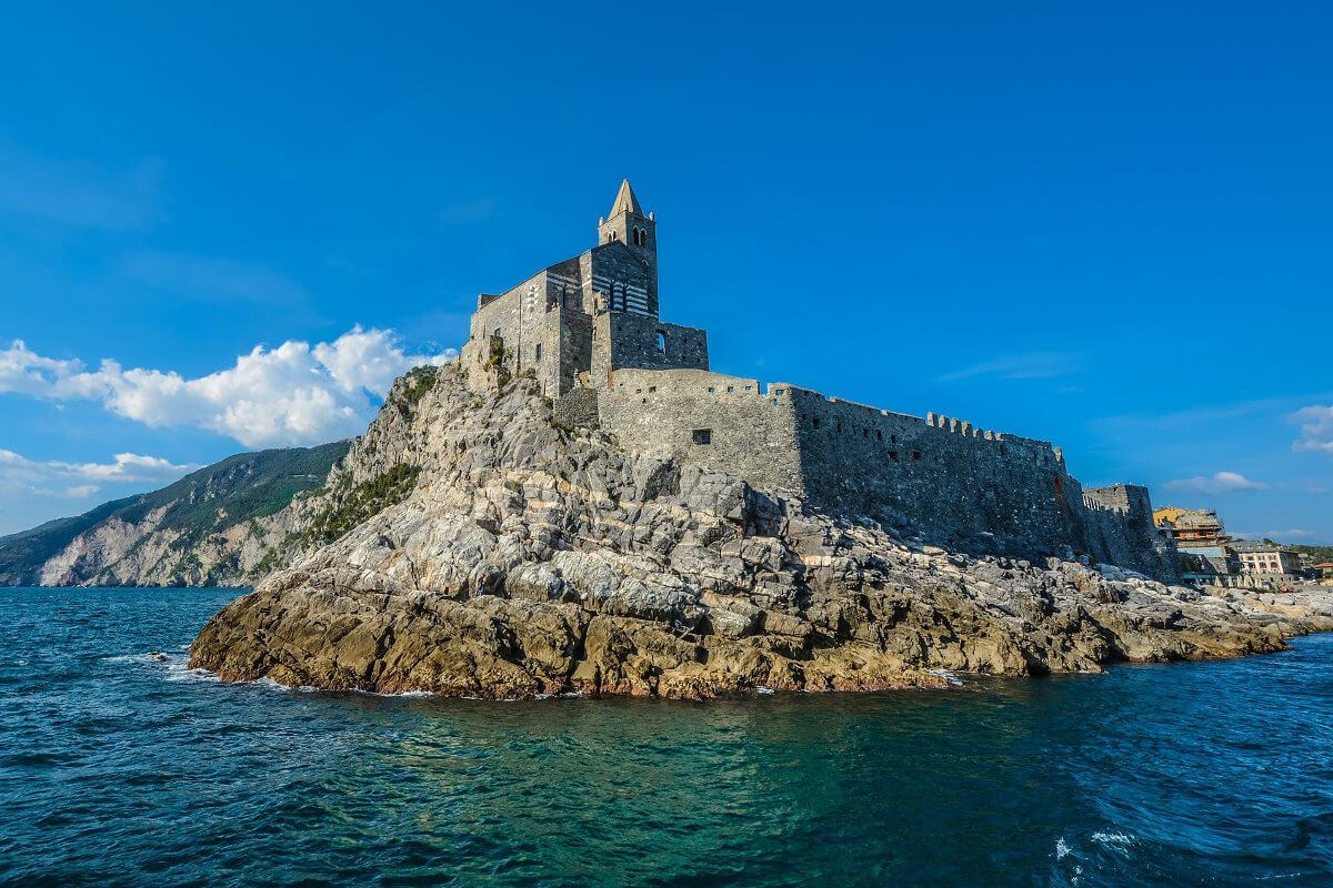 Portovenere or Cinque Terre?