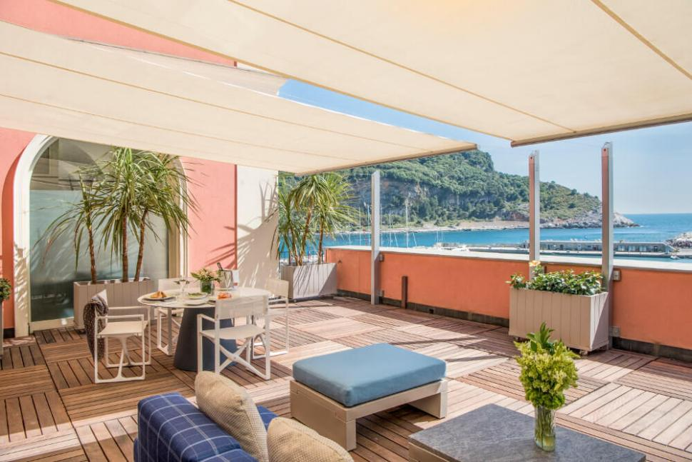 luxury suite portovenere panorama