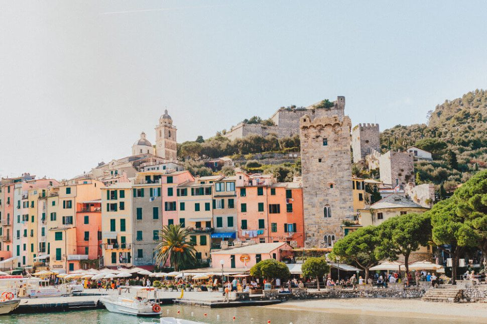 wedding portovenere venue