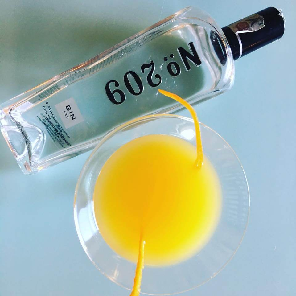 cocktail bronx portovenere