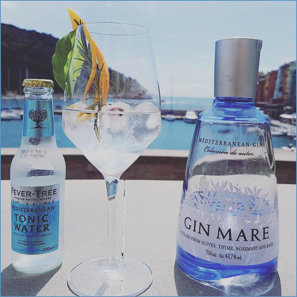 gin mare portovenere