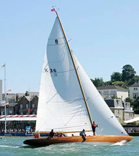 Athena Yacht Portovenere 1939
