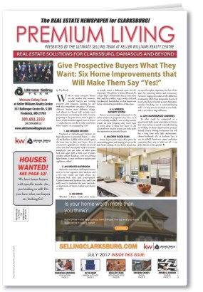 Real estate direct mail publications