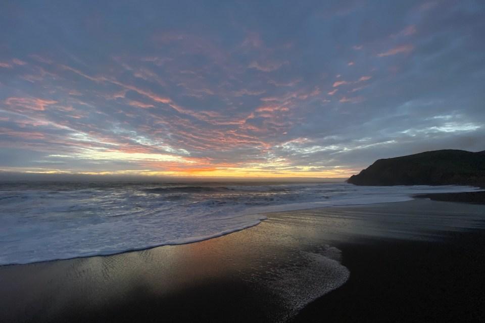 Sausalito Beaches - Rodeo Beach