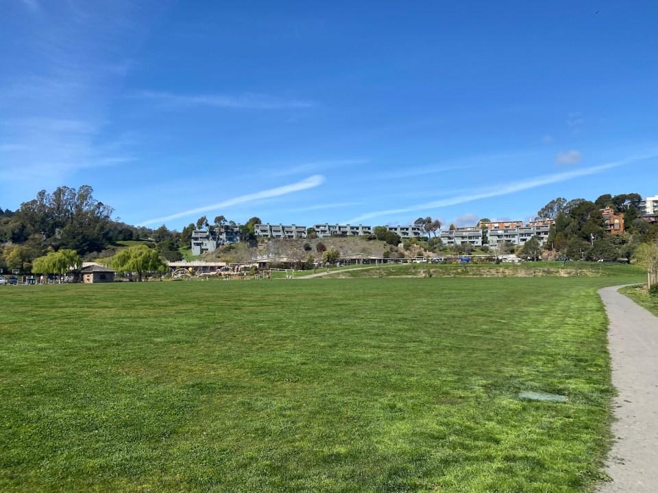 Sausalito Parks - MLK Jr Park