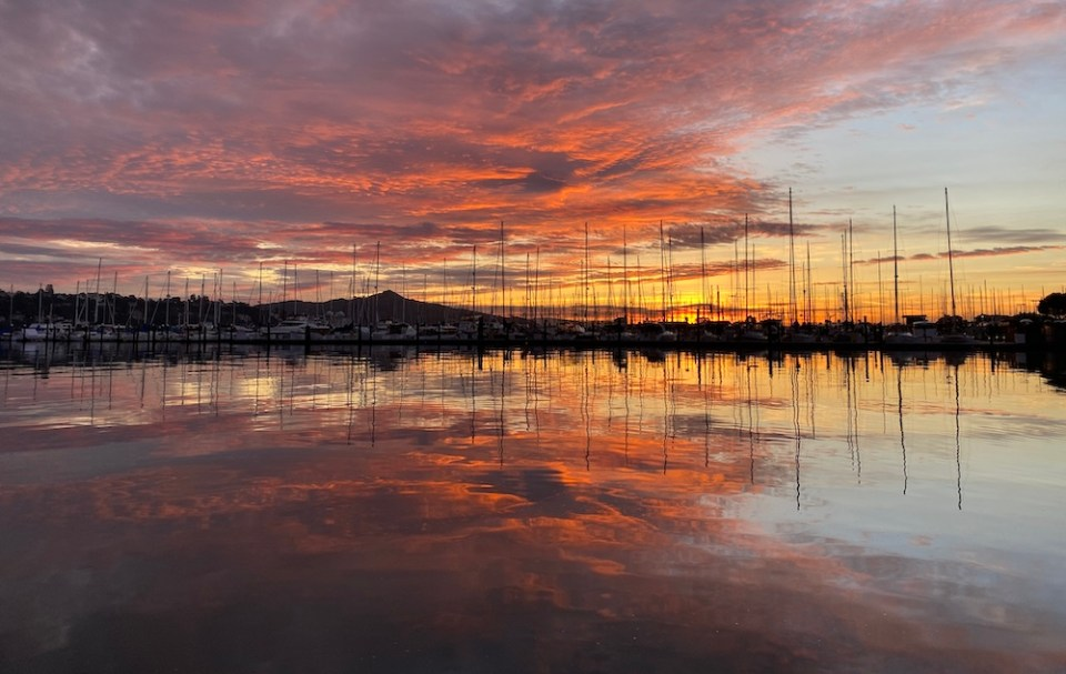 Sausalito Marinas - Pelican Harbor