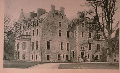 In Picture: Cavers Castle/House Nr Denholm