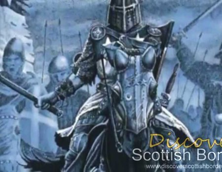 Scottish Borders Legends…The Black Douglas