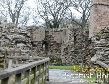 Norham Castle – Not what we expected