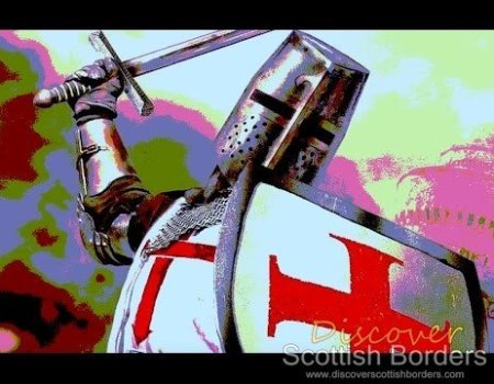 Knights Templar in the Scottish Borders