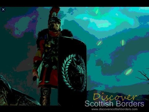 The Romans in the Scottish Borders