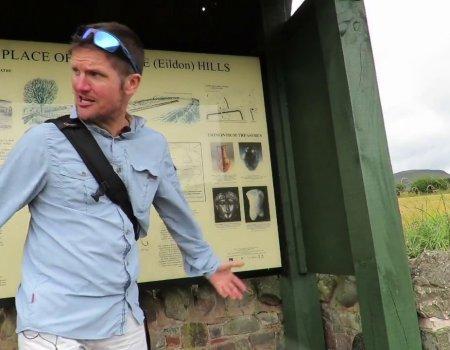 Trimontium- Scotland's Greatest Roman Site / Sight