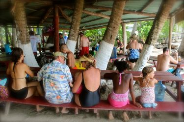 Tortuga Island Montezuma Costa Rica - 053