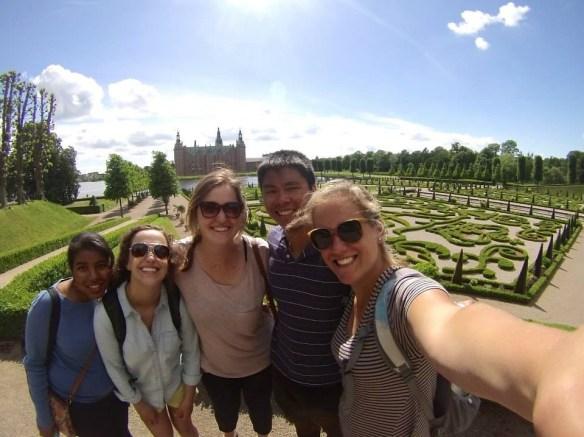 Adventures at Frederiksborg Castle