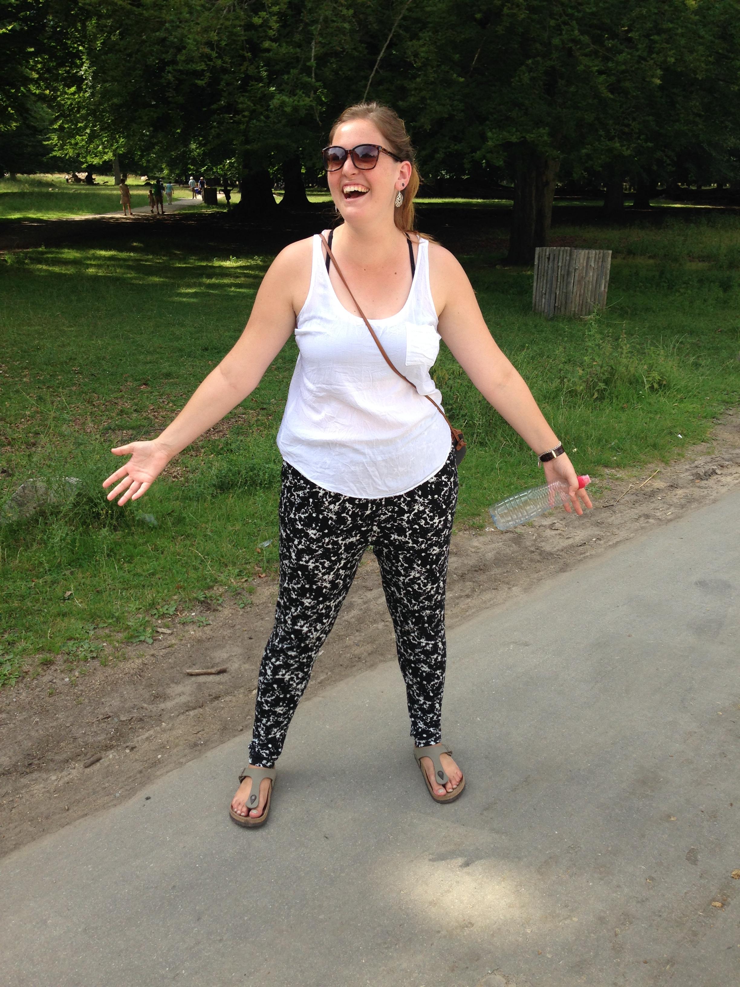 summer in Copenhagen parks