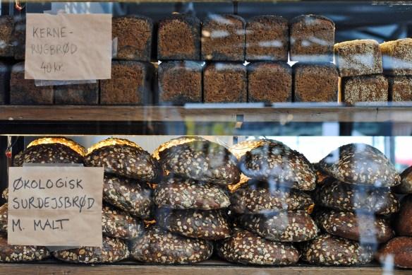 Torvehallerne bread display