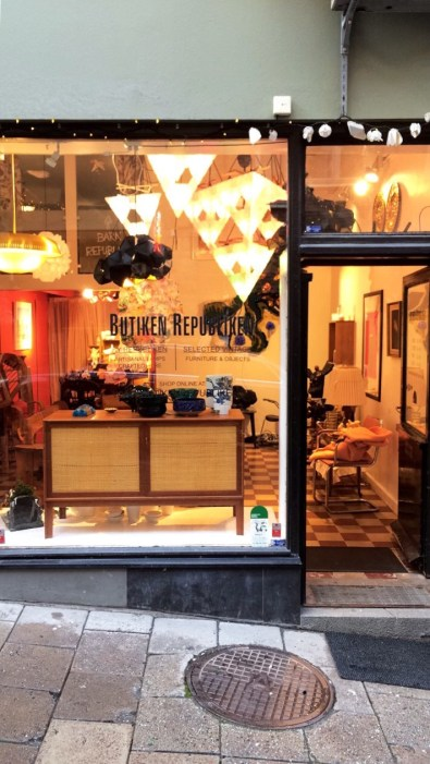 Shop in Sodermalm