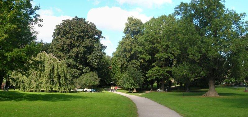 Ostermalm Neighborhood Guide Humlegarden