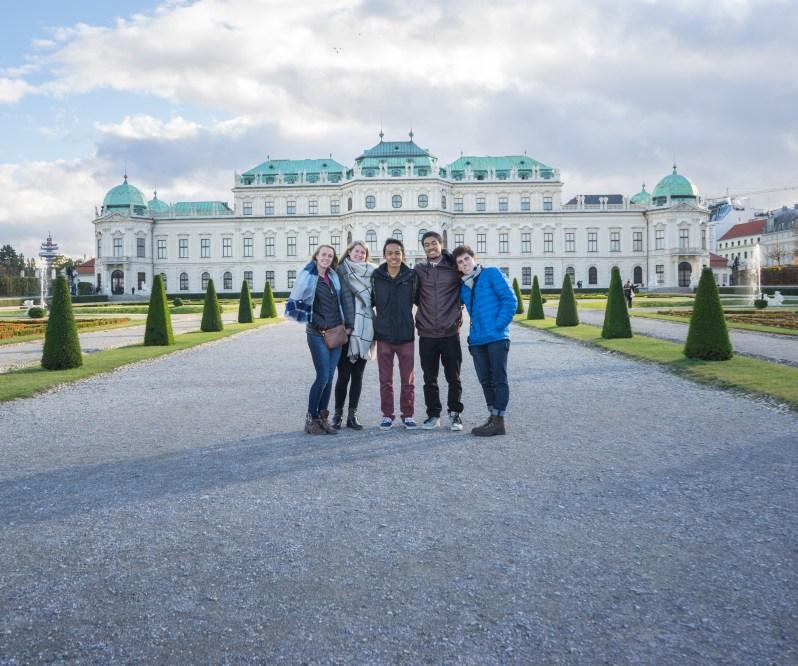 FA16_Personal Travel Week_Vienna_BelvederePalace_Alexander Landau_011