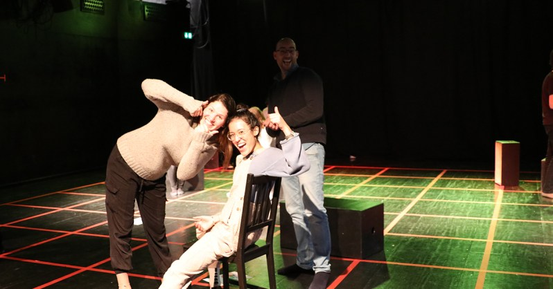 Live Local, Think Global: Highlights from This Fall's Study Tours Drama Workshop