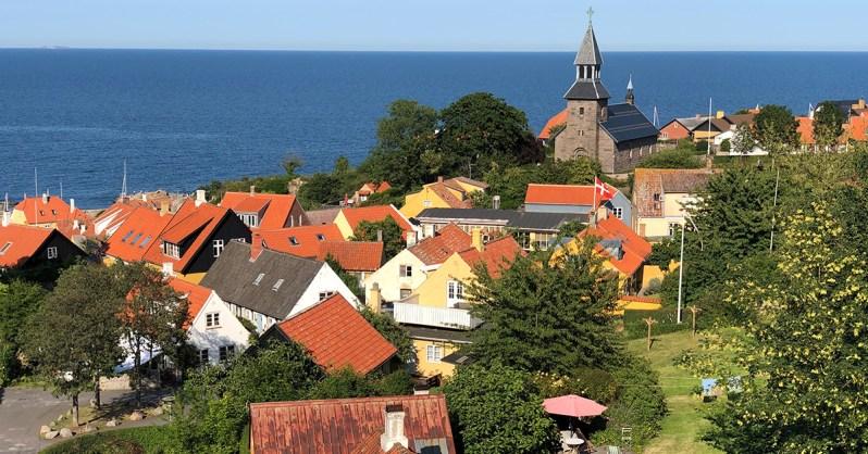 Essential and Accessible Places to Visit in Denmark Bornholm Gudhjem