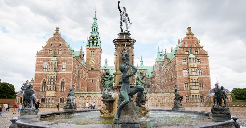 Essential and Accessible Places to Visit in Denmark Frederiksborg Castle