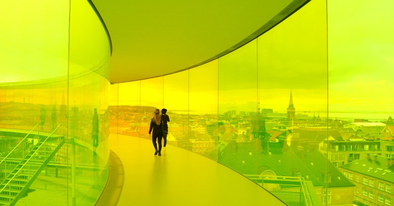 Essential and Accessible Places to Visit in Denmark Aarhus ARoS Museum