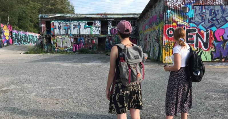 Where to Enjoy the Summer in Stockholm: Our Top 10 Recommendations Snösätra Graffiti Wall of Fame