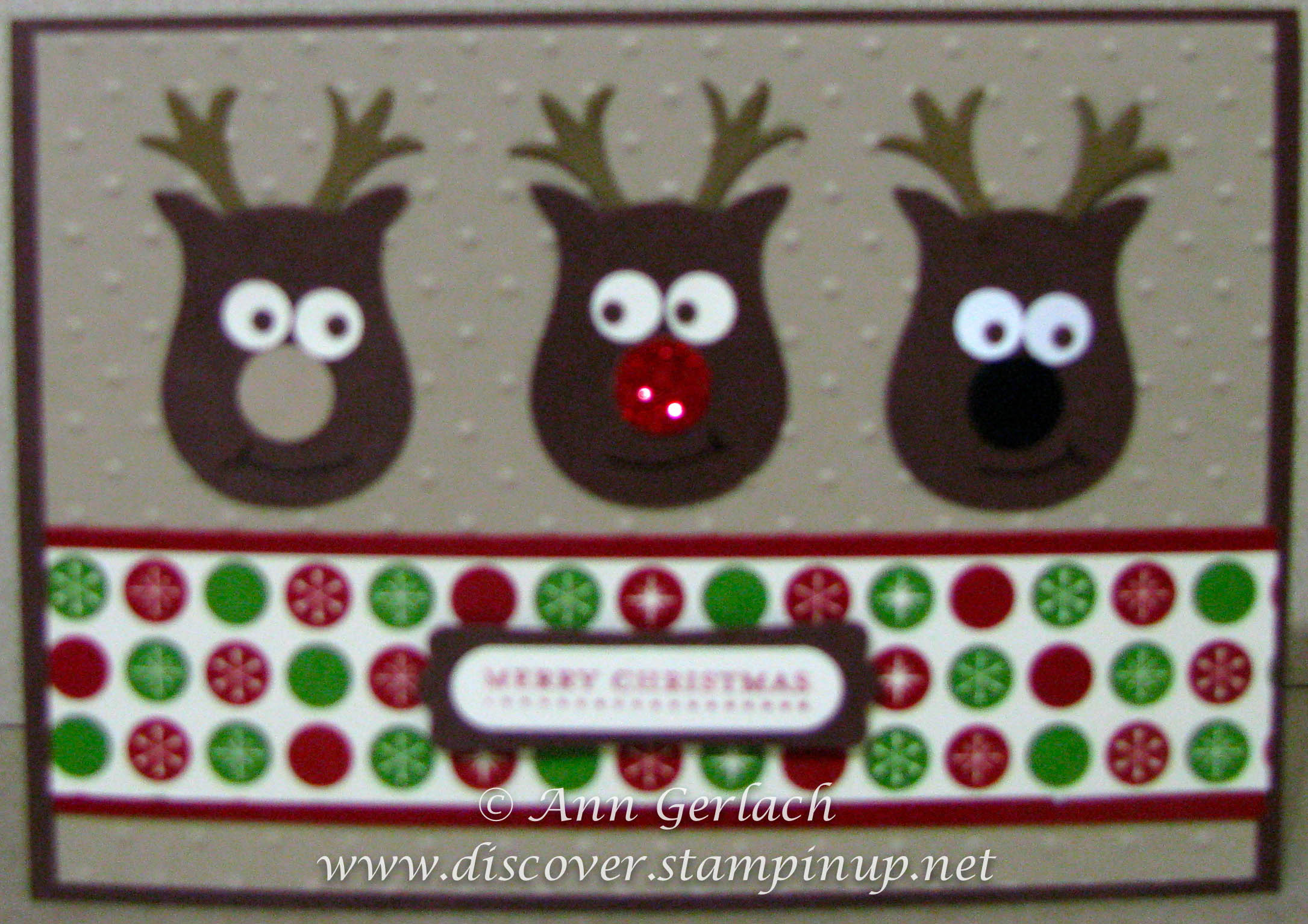 Owl Punch Christmas Cards Discover Ink Ann Gerlach