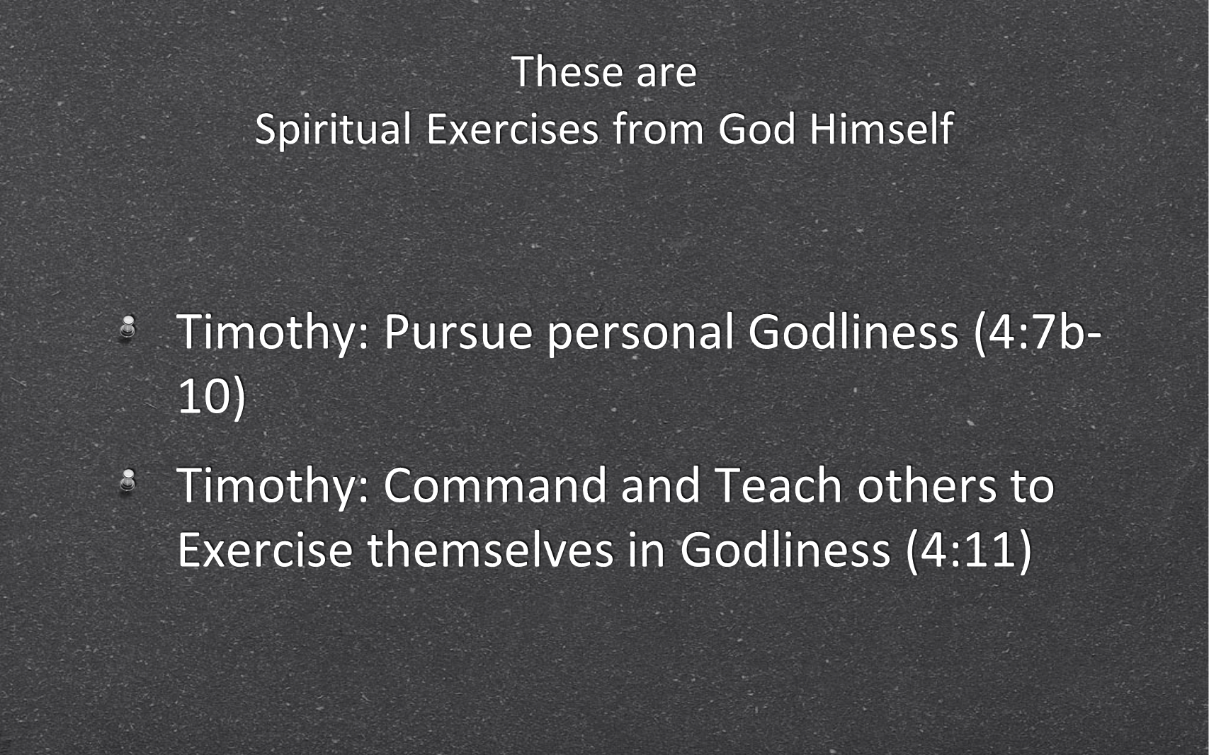 ESH-01 - Biblical Exercises For Spiritual Health & Fitness in 2014 (6)