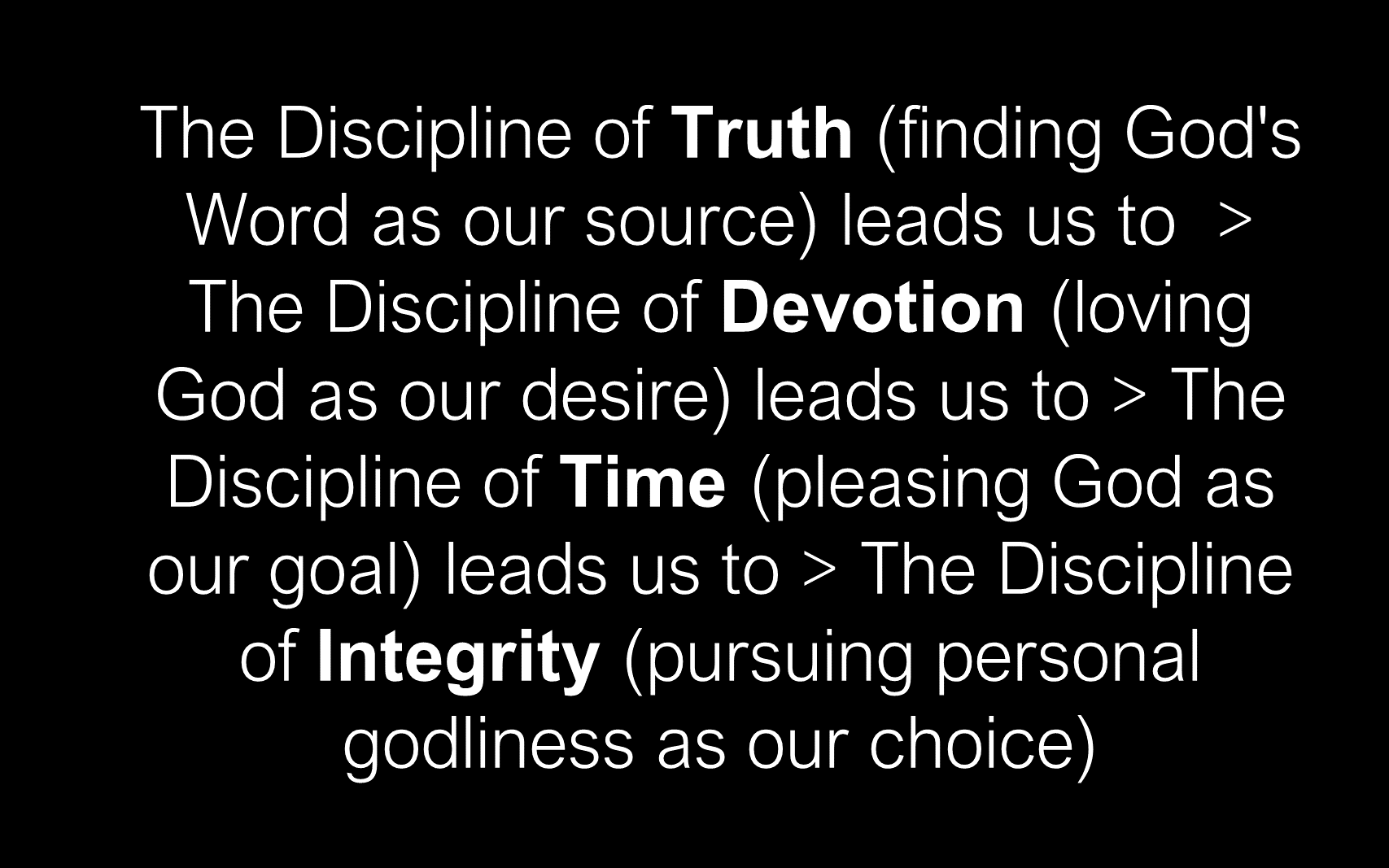 ESH-08 - The Discipline Of Integrity - Pursuing Personal Godliness (10)