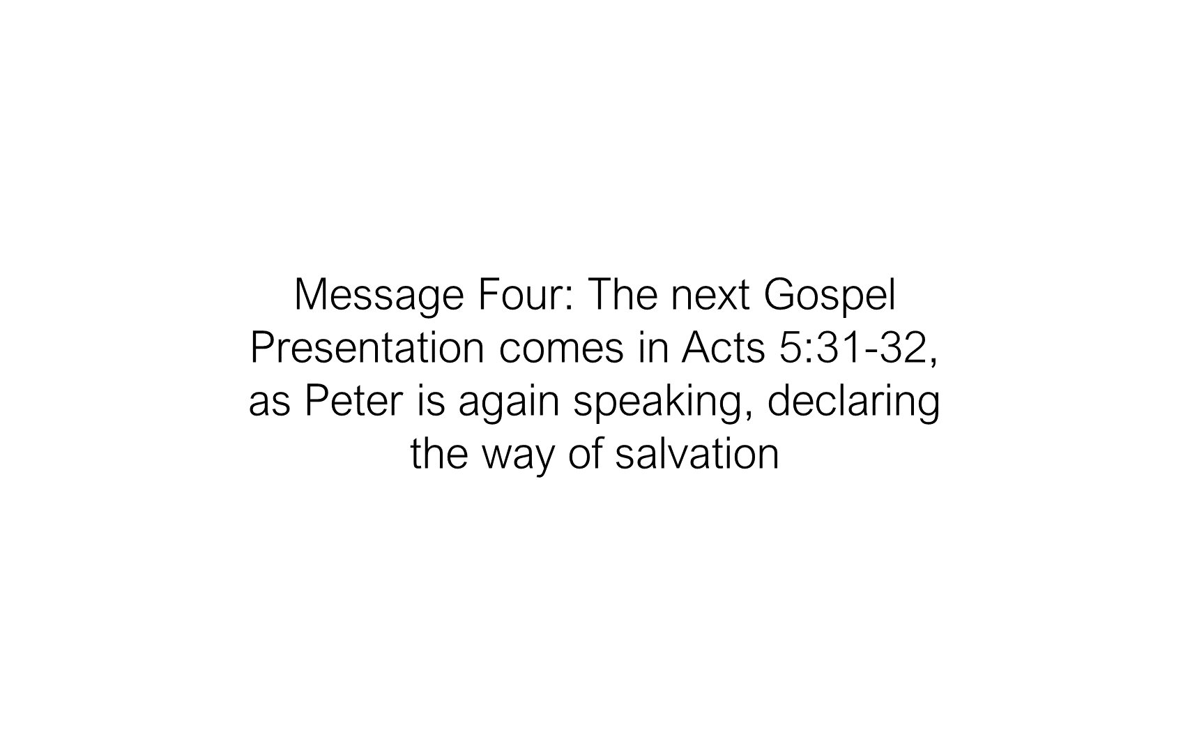 ESH-15 - The Discipline Of Disciple-Making - Disciples Share God's Simple Plan Of Salvation (13)