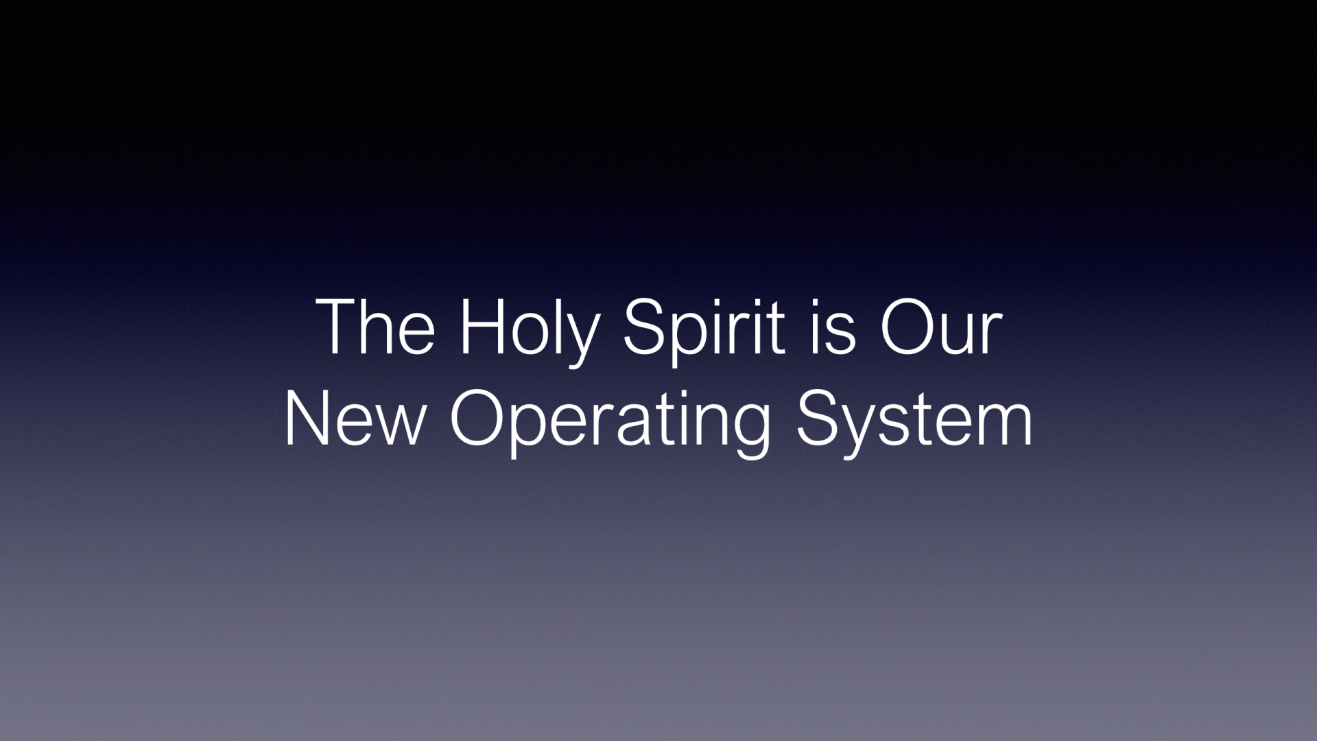 ESH-32 - God Designed The Most Amazing Operating System In The Universe - How Well Is It Working In Your Life (27)